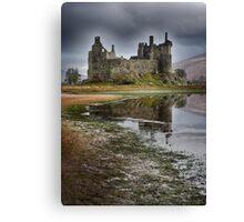 Kilchurn Castle, Loch Awe, Argyll, Scotland Canvas Print
