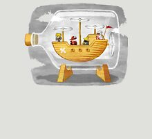 Airship in a Bottle Unisex T-Shirt