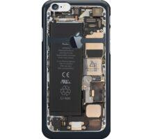Stripped down iPhone 5 - Black iPhone Case/Skin