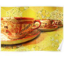 Tea Time 2 Poster