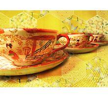 Tea Time 2 Photographic Print