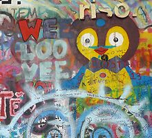 Graffiti Love by Tara Holland