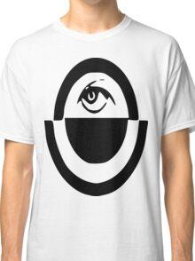 Oppressive Eye (Black) Classic T-Shirt