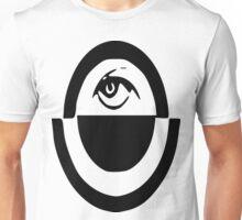 Oppressive Eye (Black) Unisex T-Shirt