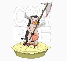 Cow-Pie Unisex T-Shirt