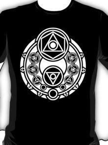GeoCoin White Lines T-Shirt