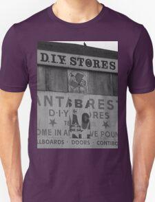Vernacular typography in Llanelli T-Shirt