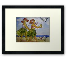 Nothing But Blue Skies (Age of Reason Series) Framed Print