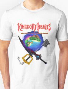 Kingdom Hearts/Final Fantasy Design T-Shirt
