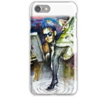 "Illustration IPhone/IPod case ""The Fashion of Technology."" iPhone Case/Skin"