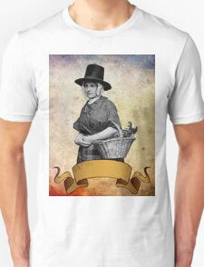 Welsh Victorian woman T-Shirt