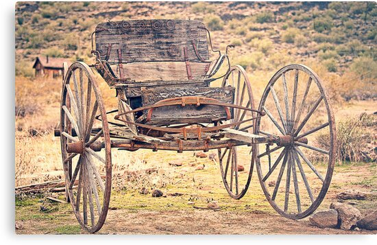 The Buckboard Bounce where West is West Vintage by Lee Craig