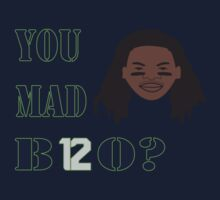 Richard Sherman Seahawks by mwatts44