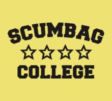 Scumbag College by bkxxl