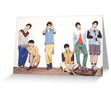 Vixx Greeting Card