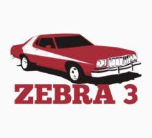 Zebra 3 by bkxxl