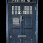Wholock - TARDIS/221B door Phone Case by Bethjm223