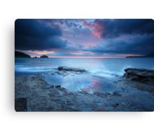 Tessellated Pavement Sunrise, Eaglehawk Neck, Tasmania #11 Canvas Print