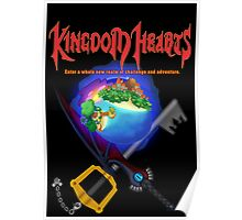 Kingdom Hearts/Final Fantasy Design Poster