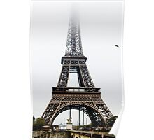 The Eiffel Tower II Poster