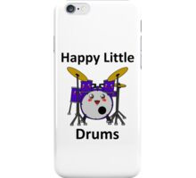 Happy Little Drums iPhone Case/Skin