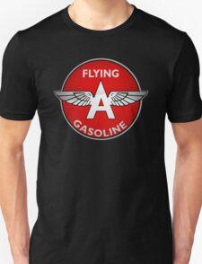 Flying A Gasoline crystal version T-Shirt