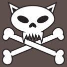 Pirate Kitten by DomCoreburner