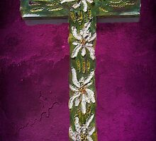 Edelweiss Cross by Gilberte