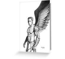 Archangel Greeting Card