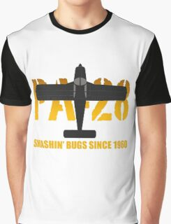 PIPER PA-28 - Smashin' bugs since 1960 Graphic T-Shirt