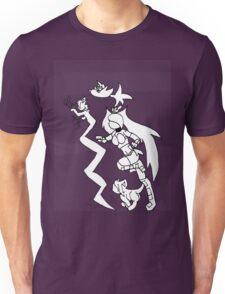 dawn forces- GO! Unisex T-Shirt