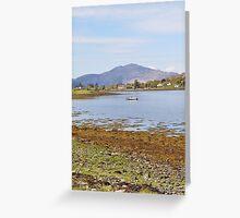 Loch Long  Greeting Card