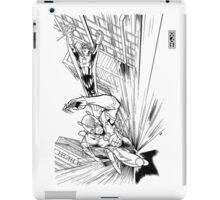 Flash and Green Lantern iPad Case/Skin