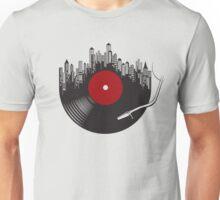 Turntable Disc Unisex T-Shirt