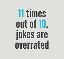 Overrated - Statistics T-Shirt