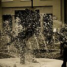 Water fountain by Aaron  Fleming