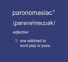 Paranomosaic - Puns Unisex T-Shirt