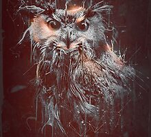 DARK OWL by ptitecaostore