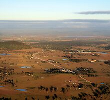 Lockyer Valley at 1700 Feet 3 by Wayne  Nixon