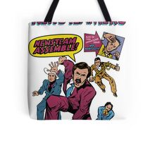 News Team Assemble! Tote Bag