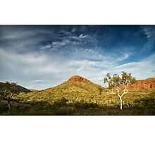 The Beauty of the Outback Photographic Print