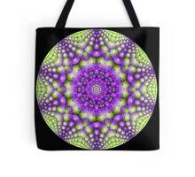 Broccoli Kaleidoscope   Tote Bag