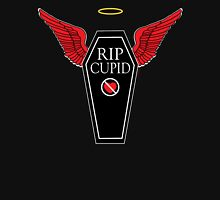 Rest In Peace Cupid Womens Fitted T-Shirt