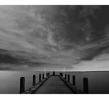 Frankston Storm Photographic Print