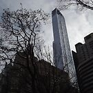One57 Skyscraper, Central Park South, New York City by lenspiro