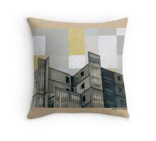 Ann Arbor, Michigan Throw Pillow