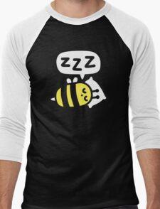 Slumber Bee Men's Baseball ¾ T-Shirt