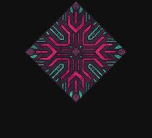Neon Diamond Unisex T-Shirt