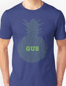 Gus's Nicknames (Psych) T-Shirt