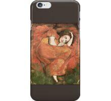 Nestled iPhone Case/Skin
